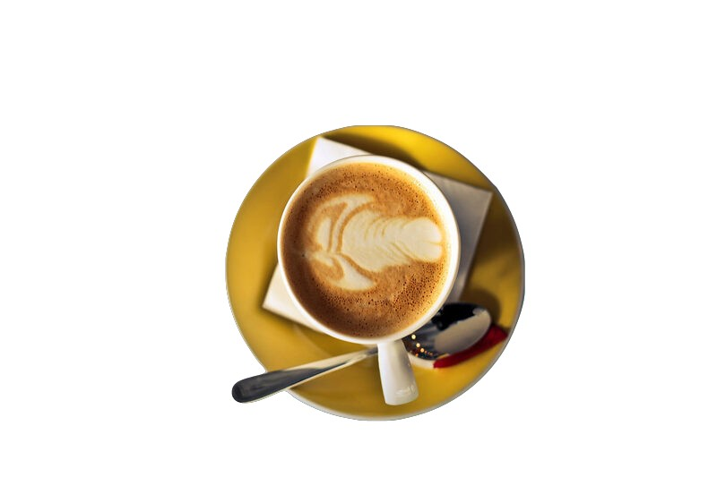 Coffee-cup-with-white-background
